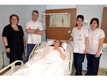 Kanser Hastasına Büyük Anadolu Hastanesinde Tedavi