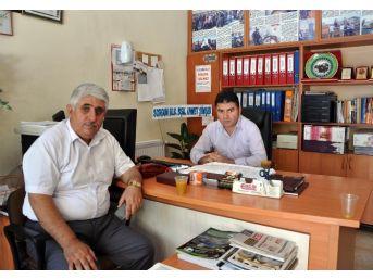 Sorgun Belediye Başkanı Şimşek'ten, Yerel Gazetelere Ziyaret