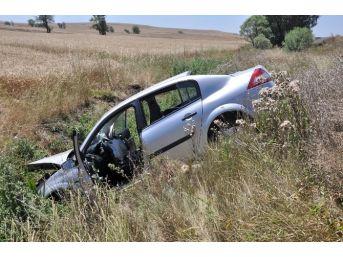 Yozgat'ta Otomobil Dereye Uçtu: 1 Ölü, 1 Yaralı