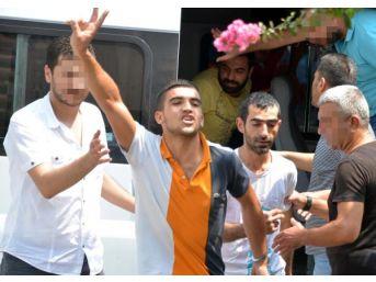 Adana'da Ydg-H Üyesi 16 Kişi Adliyeye Sevk Edildi