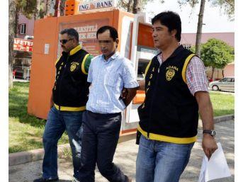 Öğretmene Tacizden Tutuklama