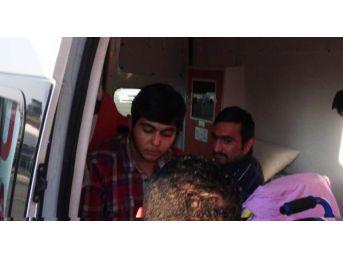 Eğitim-Sen'e Polis Baskınından Kaçan Kobanili Yaralılar, Aksaray'da Yakalandı