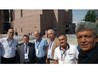 Aydın'dan Ankara'ya Birlik Ve Beraberlik Çıkartması