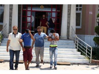 Didim'de Araç Hırsızları Polisten Kaçamadı