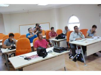 Didim'de Belediyeden Her Mahalleye Spor Alanı Çalışması