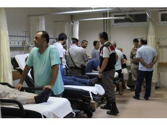 Söke'de Fabrikada İşçileri Egzoz Gazından Zehirlendi