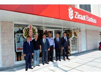 Söke'de Ziraat Bankası İkinci Şubesini Açtı