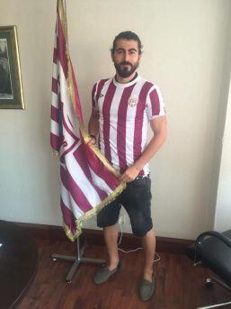 Özgür Çelik Bandırmaspor'da...