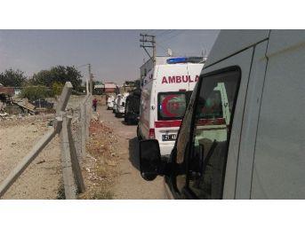 Diyarbakır'da İki Aile Arasında Kavga: 5 Yaralı
