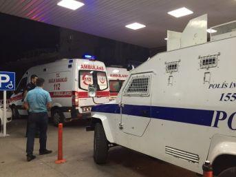 Diyarbakır'da Polise Saldırı: 1 Şehit 3 Yaralı!