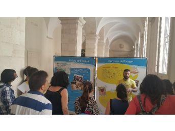 Edirne Valiliği'nin Ortağı Olduğu 'eco-oikos Sürdürülebilir Kalkınma' Projesinin Eğitim Faaliyeti Tamamlandı