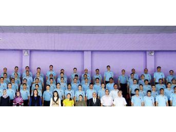 385. Dönem İnfaz Ve Koruma Memurluğu Öğrenciliği Kapanış Programı Yapıldı