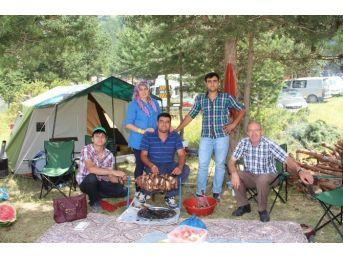 Alatarla Köyü 12'inci Geneleksel Piknik Günü Etkinliği Yapıldı