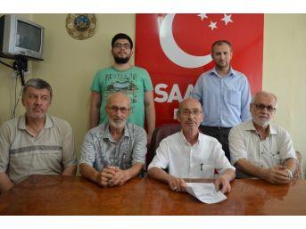 Saadet Partisi Eskişehir İl Sekreteri Yaşar Şaylısoy: