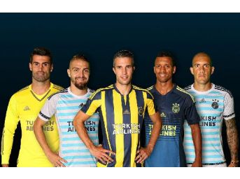 Türk Hava Yolları, Fenerbahçe Futbol Takımı'Nın 2015-2016 Sezonu Forma Sponsoru Oldu