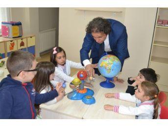 Türkiye'nin İlk 'bilim Adamı Yetiştiren Anaokulu' Kuruldu