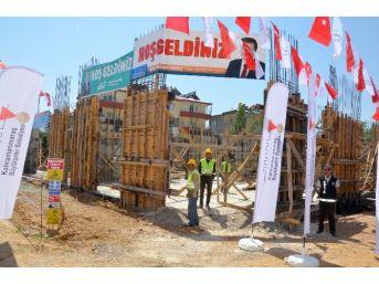 Büyükşehir'den Göksun'a Sosyal Tesis