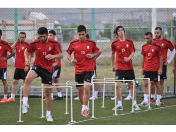 Kayseri Şekerspor Yeni Sezon İçin Kolları Sıvadı