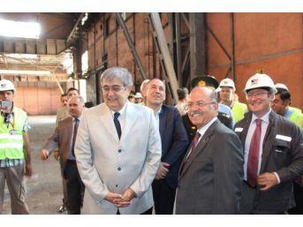 Mke Ağır Silah Ve Çelik Fabrikası'nda Modernizasyon