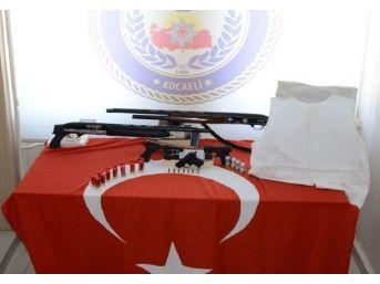 Kocaeli'de Terör Operasyonu: 6 Gözaltı