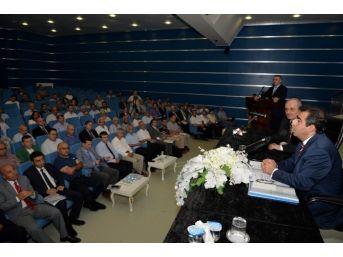 Vali Güzeloğlu, Gebze İlçesi Değerlendirme Toplantısı'na Katıldı