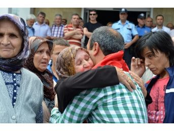 Kaymakam Tuncay Sonel'i Gözyaşlarıyla Uğurladılar