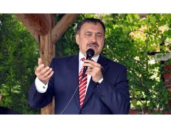 Bakan Veysel Eroğlu, Açılış Ve Temel Atma Törenleri İçin Kütahya'ya Geliyor