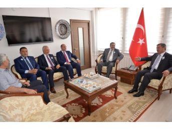 Bakan Veysel Eroğlu: Kütahya'ya 296 Tesis Daha Yapılacak