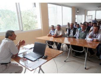 Erdemli'de 'sürü Yönetimi Elemanı' Kursu