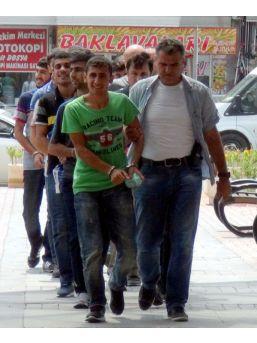 Mersin'de 17 Ydg-H Üyesi Adliyeye Sevk Edildi
