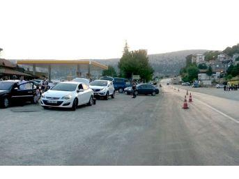 Mut'ta Jandarma Denetimleri Artırdı