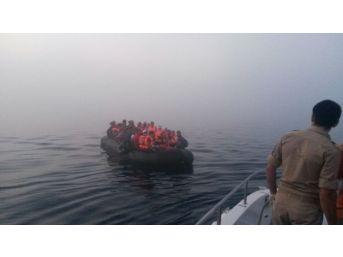 Muğla'da 264 Göçmen Kurtarıldı