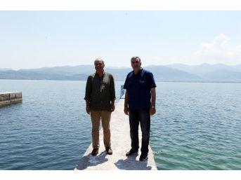 """Başkan Zeki Toçoğlu: """"içme Suyu Alternatiflerini Arttırıyoruz"""""""