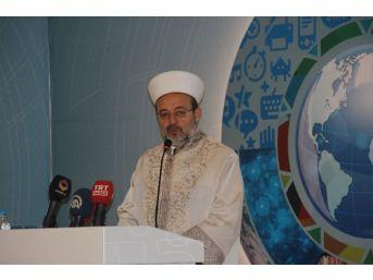 Diyanet İşleri Genel Başkanı Mehmet Görmez Sakarya'da