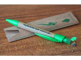 Taşçı'dan Tohumlu Kalem