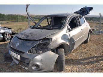 Yozgat'ta Trafik Kazası: 1 Ölü 1 Yaralı