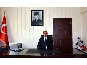 Tut Kaymakamı Mehmet Aksu Göreve Başladı