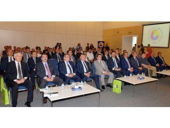 Tso Başkanı Çakır Icc Olaşan Genel Kuruluna Katıldı