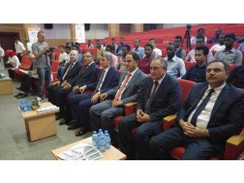 Bolu'da Uluslararası Öğrenciler Topluluğu Yaz Kampı Açılış Töreni Yapıldı