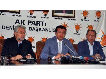 Bakan Zeybekci: Gönlüm Chp Ile Koalisyon Kurulsun Diyor