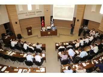 Şahinbey Belediyesi Ağustos Ayı Meclis Toplantısı Yapıldı