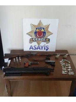 Gebze'de Silahlı Kavga: 7 Gözaltı