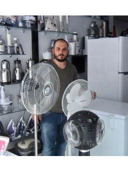 Aşırı Sıcaklar Vantilatör Satışlarını Artırdı
