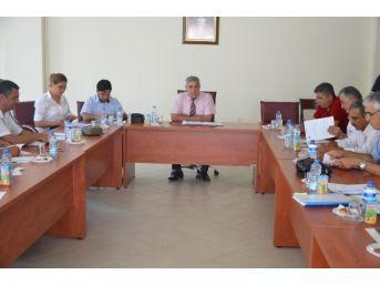 Dalaman Belediye Meclisi'nden Dört Önemli Karar