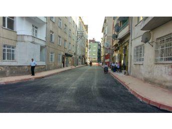 Belediye Asfaltlama Çalışmalarına Devam Ediyor