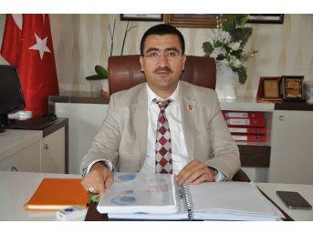 Niğde İl Genel Meclis Başkanı Mahmut Peşin: