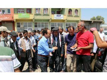 Baydemir,13 Ypg'linin Cenazelerinin Türkiye'ye Geçişine Izin Verilmesini Istedi