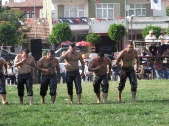 Sorgun 7.geleneksel Yağlı Güreşlerine Hazır