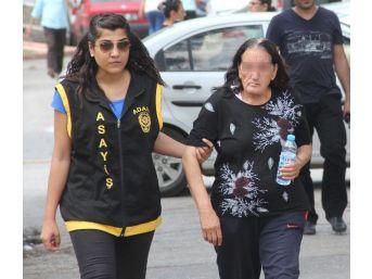 Evini Fuhuş Yapanlara 20 Tl'ye Tahsis Eden Kadın Tutuklandı