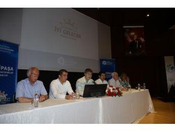 Türel'den Gazipaşa'ya Kültür Merkezi, Mezbaha Ve Yeni Hal Müjdesi
